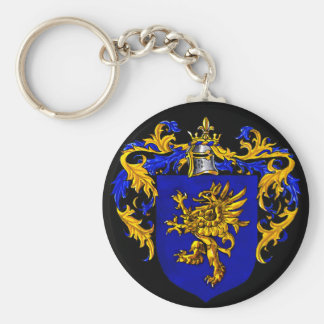 Albertson Coat of Arms Basic Round Button Keychain
