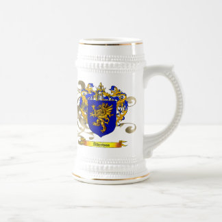 Albertson Coat of Arms Beer Stein