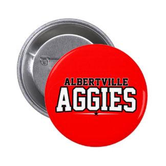 Albertville High School Aggies Pins
