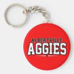 Albertville High School; Aggies Keychains