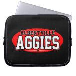 Albertville High School; Aggies Laptop Computer Sleeves