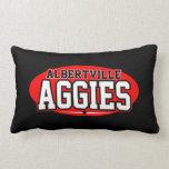 Albertville High School; Aggies Pillows