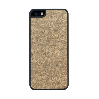 Albi Carved® Maple iPhone 5 Case