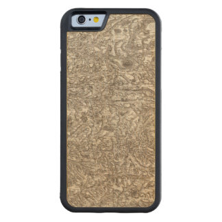 Albi Carved® Maple iPhone 6 Bumper Case