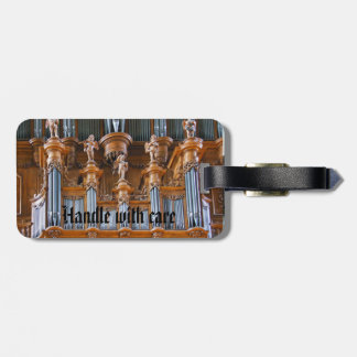 Albi Cathedral Bag Tag