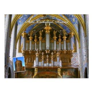 Albi Cathedral organ