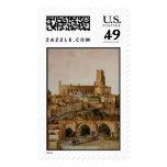 albi postage stamp
