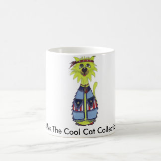 Albie.The Cool Cat Collection Coffee Mug