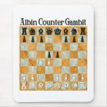 Albin Countergambit Mouse Pad
