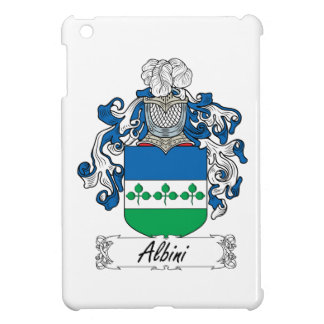 Albini Family Crest iPad Mini Covers