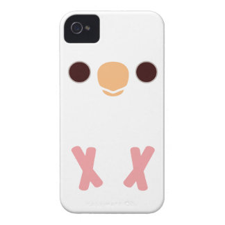Albino Cockatiel iPhone 4 Case-Mate Case