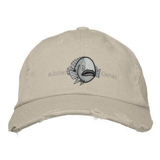 Albino Oscar Fish - Customized Cap