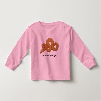 Albino Pinstripe Toddler T-shirt