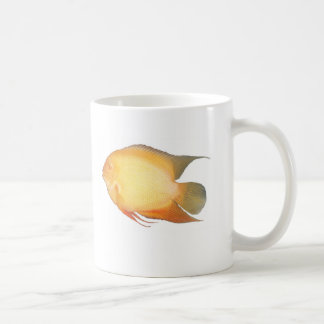 Albino severum classic white coffee mug