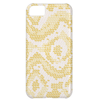 albino snake skin cover for iPhone 5C