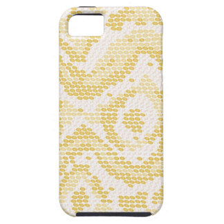 albino snake skin iPhone SE/5/5s case