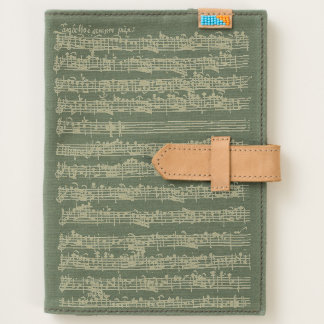 Albinoni Sinfonia Music Manuscript Excerpt Journal