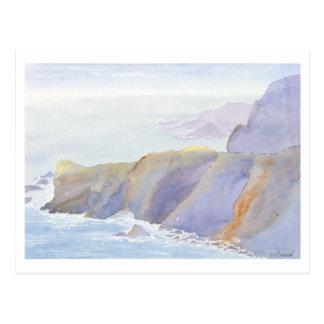 Albion Coast Postcard