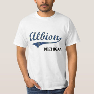 Albion Michigan City Classic T-Shirt