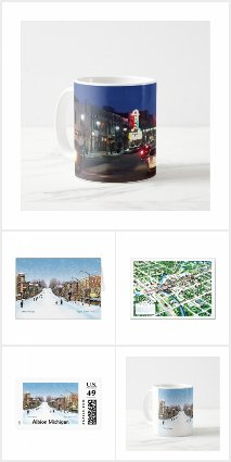 Albion Michigan Gifts