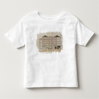 Albion Mill, section from east to west Shirt