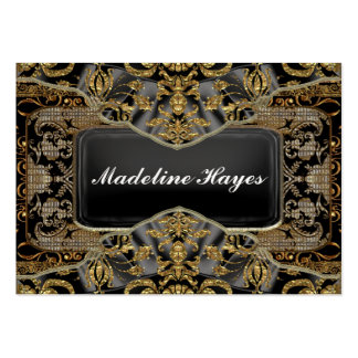 Alboneit  Baroque 2.5 Elegant Professional Large Business Cards (Pack Of 100)