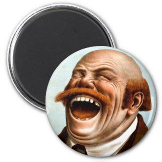 ¡Alboroto de la risa! Iman De Frigorífico