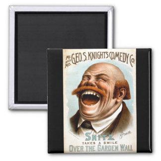 ¡Alboroto de la risa! Imanes Para Frigoríficos
