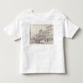 Alborotos en el West End de Londres Camisetas