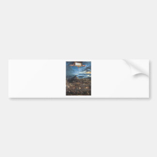 Albrecht Altdorfer The Battle of Alexander Bumper Sticker