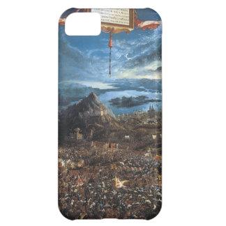 Albrecht Altdorfer The Battle of Alexander iPhone 5C Covers