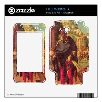 Albrecht Durer - Adoration of the Magi Detail HTC Wildfire S Skin