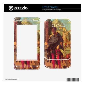 Albrecht Durer - Adoration of the Magi Detail HTC 7 Trophy Decals