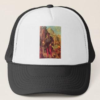 Albrecht Durer - Adoration of the Magi Detail Trucker Hat