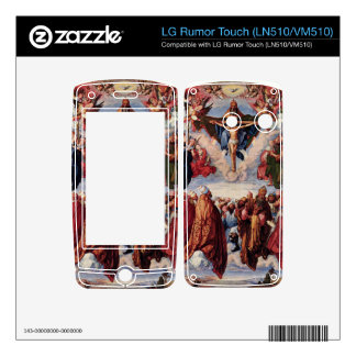 Albrecht Durer - All Saints picture Skin For LG Rumor Touch