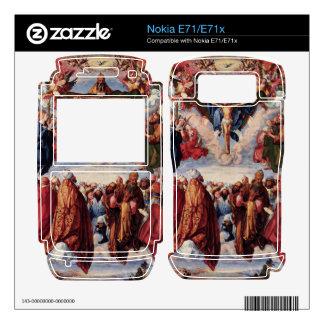 Albrecht Durer - All Saints picture Skins For Nokia E71x