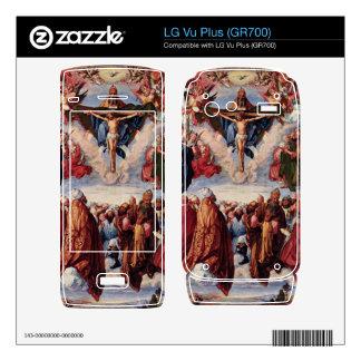 Albrecht Durer - All Saints picture Skins For LG Vu Plus