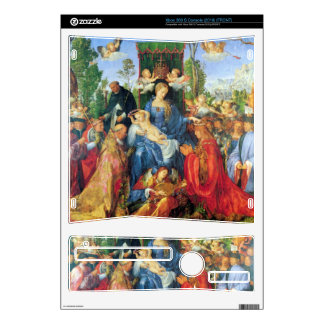 Albrecht Durer - altar del rosario Consola Xbox 360 S Skins