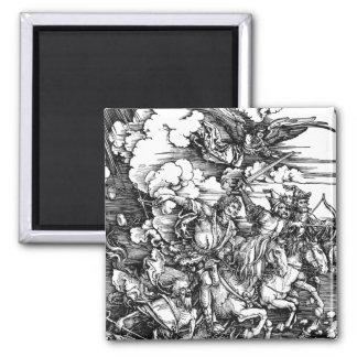 Albrecht Dürer Apokalypse Imán Para Frigorifico