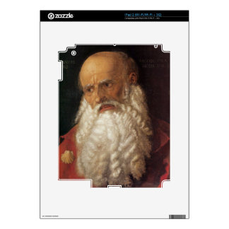Albrecht Durer - Apostle James Decal For iPad 2