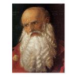 Albrecht Durer - Apostle James Post Card
