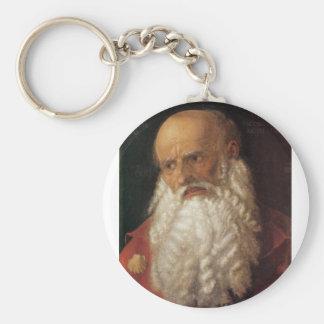 Albrecht Durer - apóstol James Llavero Redondo Tipo Pin