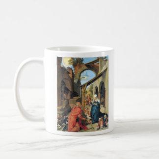 Albrecht Durer - Birth of Christ Mugs