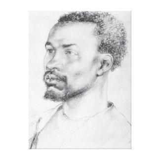 Albrecht Durer drawing on Canvas