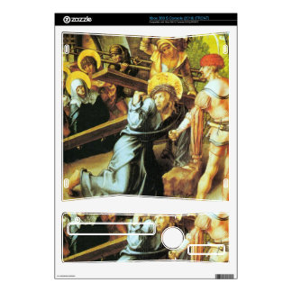Albrecht Durer - el dolor de siete Marys - Crucifi Skins Para Xbox 360 S