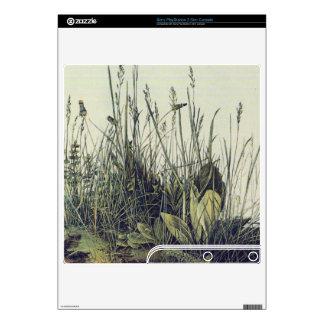 Albrecht Durer - el pedazo grande de hierba Calcomanías Para PS3 Slim
