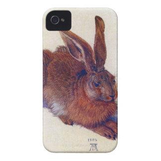 Albrecht Durer - Field hare iPhone 4 Cover