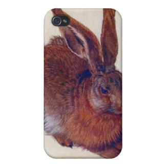 Albrecht Durer - Field hare iPhone 4/4S Case