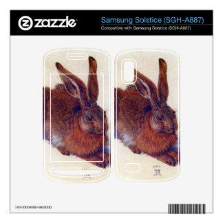 Albrecht Durer - Field hare Samsung Solstice Skins