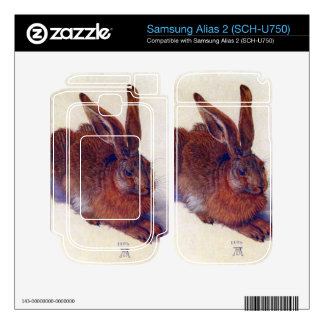 Albrecht Durer - Field hare Skins For Samsung Alias 2